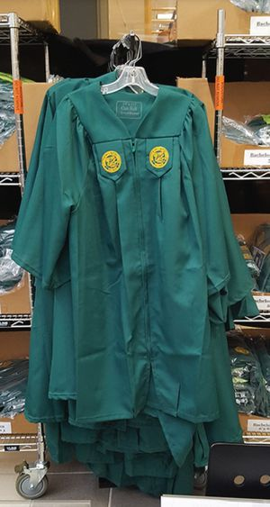 Gmu graduation gown and cap 2019 for Sale in Annandale, VA