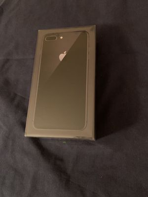 Tmobile or metro pcs Apple iPhone 8 plus space gray 64gb for Sale in Hayward, CA