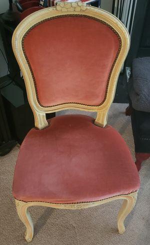 Chatêu D´ax chair for Sale in Woodbridge, VA
