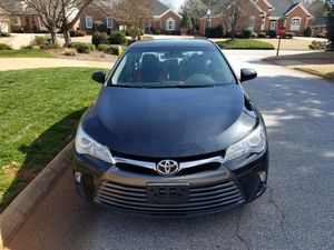 2016 TOYOTA CAMRY ONLY 46,000 MILES for Sale in Greer, SC