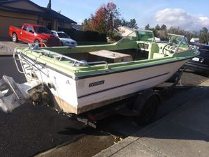 19 inch boat for parts for Sale in Fairfield, CA
