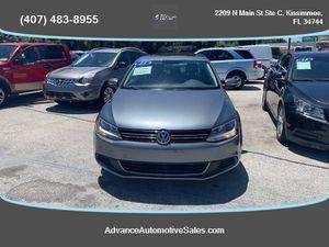 2013 Volkswagen Jetta for Sale in Kissimmee, FL