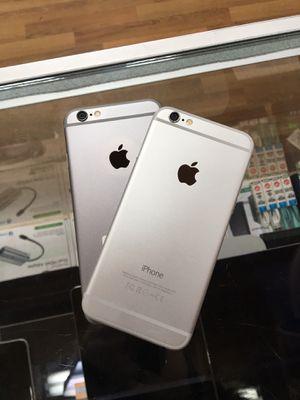 Iphone 6 16GB factory unlocked for Sale in Renton, WA
