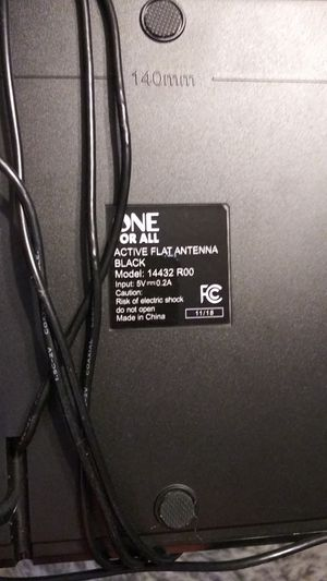 50+ Channel Antenna for Sale in Washington, DC