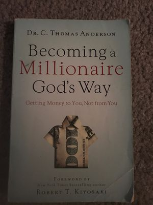 Becoming a Millionaire God's Way - Dr. C. Thomas Anderson for Sale in Gainesville, FL