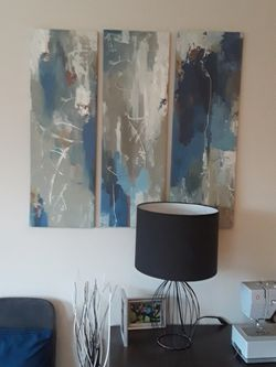 3 Panel Wall Art for Sale in Portland,  OR