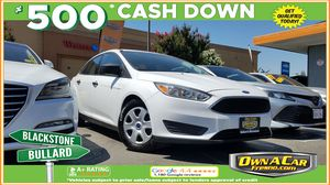 2016 Ford Focus for Sale in Fresno , CA