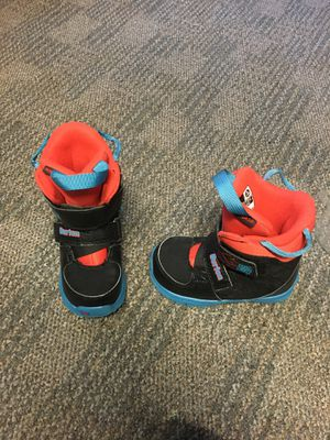 Snow boots - kids for Sale in Pompano Beach, FL