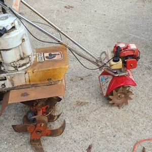 2 Free Tillers Parts Or Repair for Sale in Stone Mountain, GA