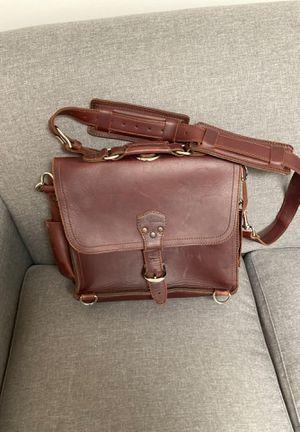 Saddleback Leather messenger bag- lightly used for Sale in Washington, DC