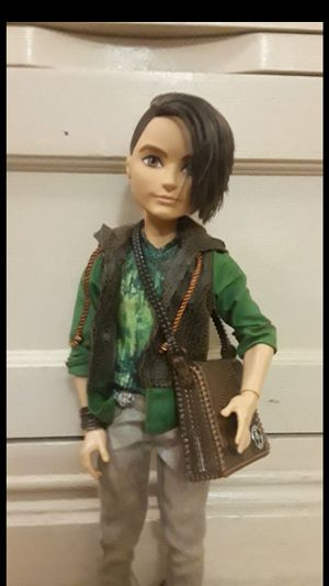 Ever after high doll (hunter huntsman) for Sale in Phoenix, AZ