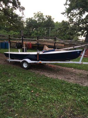 1972 Snipe Sailboat for Sale in Spring Grove, IL
