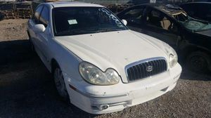 2002 Hyundai Sonata for Parts 047067 for Sale in Nellis Air Force Base, NV