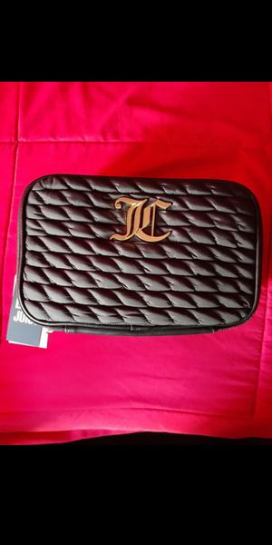 Brand New JUICY COUTURE makeup case bag for Sale in Los Angeles, CA