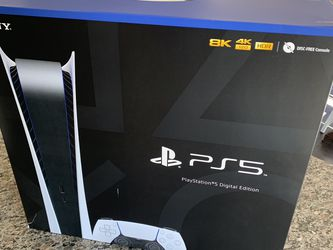 PlayStation 5 Console Digital version PS5 for Sale in O'Fallon,  MO
