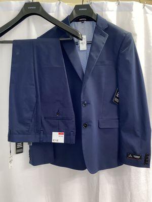 36Short EXPRESS Men's Blazer + matching 28X28 dress pants for Sale in Washington, DC
