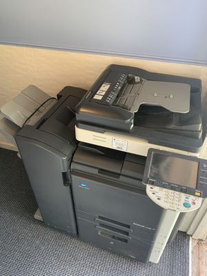 Konica Minolta Bizhub c280 for Sale in Belleville, MI
