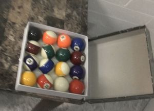 Pool ball game for Sale in Glendale, AZ