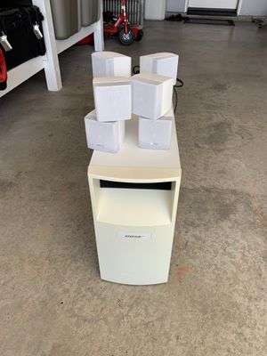 BOSE Acoustimass 10 III Home Ent. System for Sale in Fontana, CA