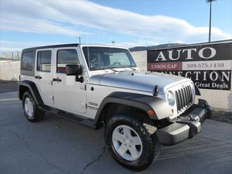 2011 Jeep Wrangler Unlimited for Sale in Union Gap,  WA