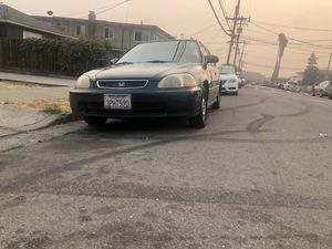 1996 Honda Civic LX (CLEAN TITLE) for Sale in Richmond, CA
