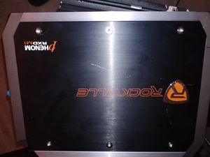 Rockville 1000-watt monoblock Class D amplifier for Sale in La Vergne, TN
