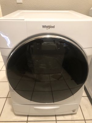 2020 smart whirlpool washer (washer only) for Sale in Chandler, AZ