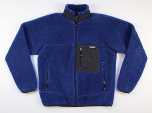 Patagonia Retro X Deep Pile Zip Up Fleece Jacket Size Small for Sale in Westminster, CA