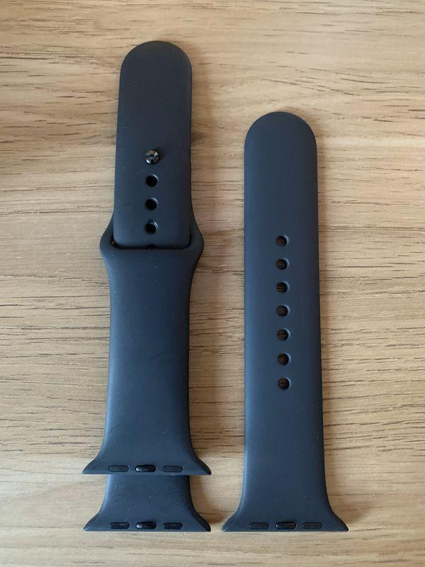 Apple Watch 42mm Black Wristbands