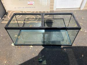 70 gallon glass fish tank for Sale in Paterson, NJ