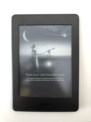Kindle Paperwhite 3 for Sale in San Francisco, CA