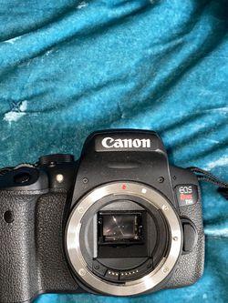 Canon EOS REBEL T6I for Sale in Phoenix,  AZ