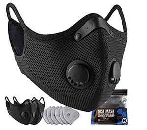 BASE CAMP M Plus Face Cover with Active Carbon Filter Combo Kit for Sale in Sanford, FL