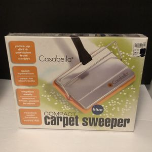 Casabella Compact Carpet Sweeper NEW for Sale in Alpharetta, GA