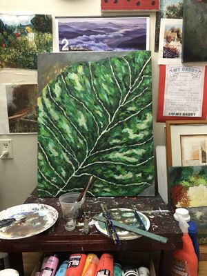 Painting canvas for Sale in Englewood, NJ