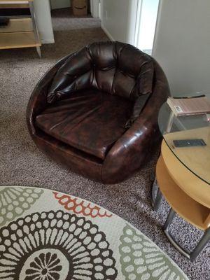 Retro egg chair for Sale in Salt Lake City, UT