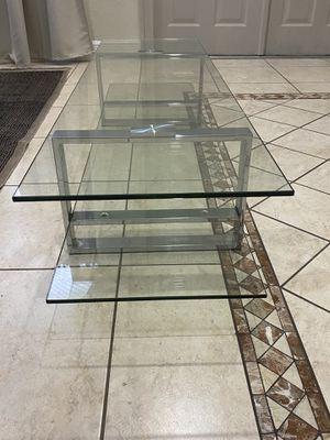 Glass Coffee table for Sale in Miami, FL