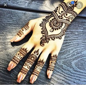 Henna (temporary tattoo) for Sale in San Diego, CA