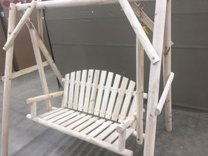 Custom Wood Swing for Sale in Manchester, MO