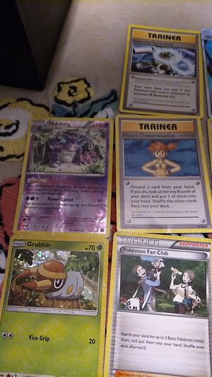 Pokemon cards for Sale in Brownsville, TX