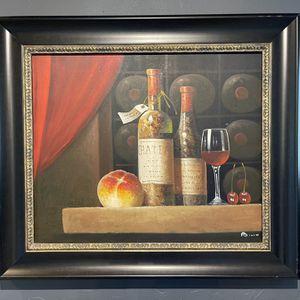 Framed Artwork (oil?) for Sale in Hayward, CA