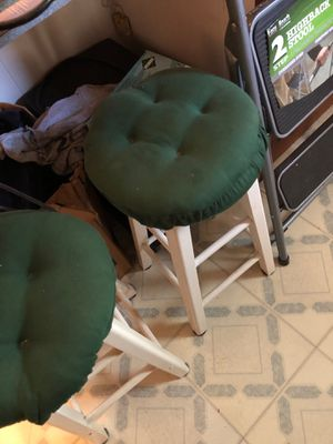 3 Bar stools. 20. firm cash for Sale in Lakeland, FL