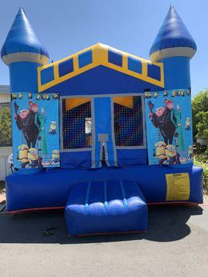 💙Blue boy castle jumper 4 R.N.T.💙 for Sale in Highland, CA
