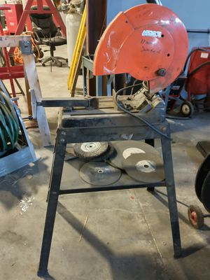 Chop saw table for Sale in Westwood, MA