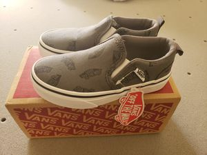 Brand New Vans! Size 11 Y for Sale in Tempe, AZ