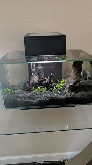 Fluval Edge - 6g Aquarium for Sale in West Sacramento, CA