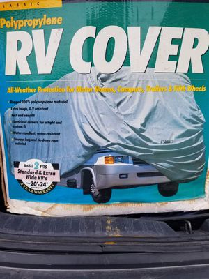 RV COVER for Sale in Carlisle, PA
