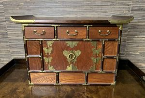 Antique Alter box! Brass embellishments for Sale in Brandon, MS