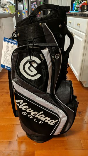 Cleveland Golf Bag for Sale in Aurora, IL