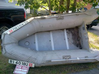 Inflatable boat for Sale in Providence,  RI